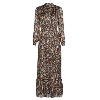 vaatteet Naiset Pitkä mekko Les Petites Bombes ALBA Monivärinen