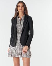 vaatteet Naiset Takit / Bleiserit Les Petites Bombes ANNE Black