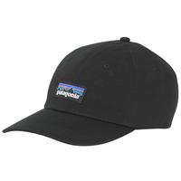 Asusteet / tarvikkeet Miehet Lippalakit Patagonia P-6 LABEL TRAD CAP Black
