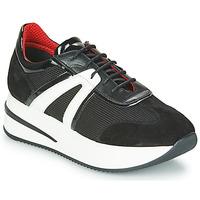 kengät Naiset Matalavartiset tennarit Tosca Blu SF2031S604-C99 Black