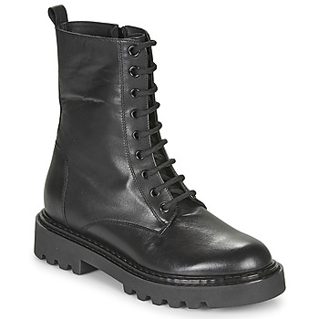 kengät Naiset Bootsit Tosca Blu SF2028S547-C99 Black