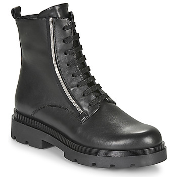 kengät Naiset Bootsit Tosca Blu SF2024S470-C99 Black