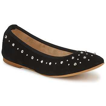 kengät Naiset Balleriinat Meline LUSON Black