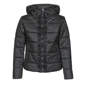 vaatteet Naiset Toppatakki G-Star Raw MEEFIC HDD PDD JACKET WMN Dk / Musta