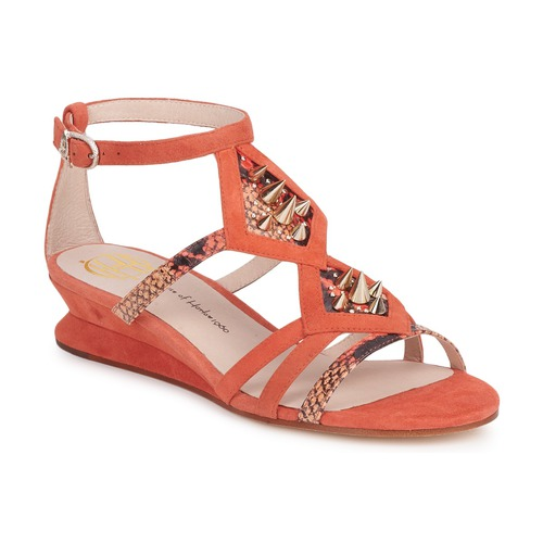kengät Naiset Sandaalit ja avokkaat House of Harlow 1960 CELINEY Corail
