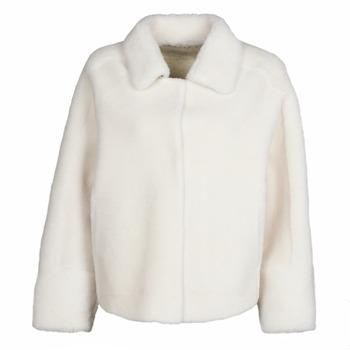 vaatteet Naiset Pusakka Oakwood HELEN Creme