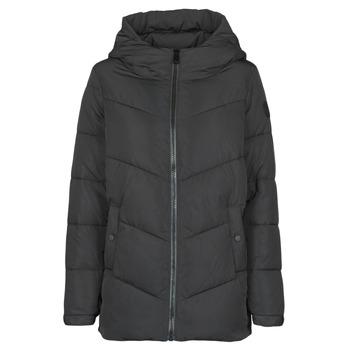 vaatteet Naiset Toppatakki S.Oliver 05-009-51 Black