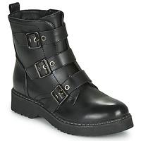 kengät Naiset Bootsit Spot on F51069 Musta