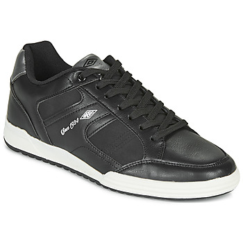kengät Miehet Matalavartiset tennarit Umbro JADE Black / Grey