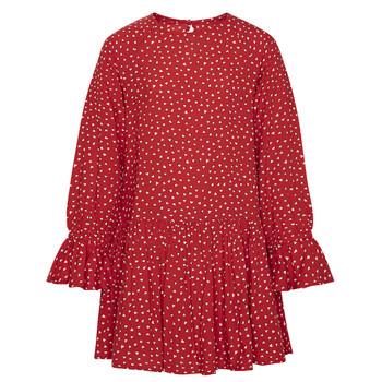 vaatteet Tytöt Lyhyt mekko Pepe jeans CATY Red