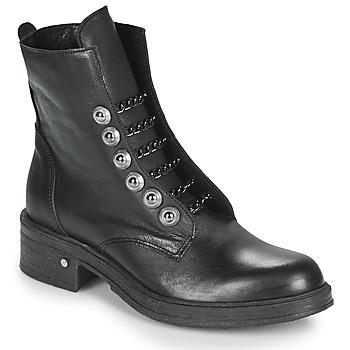 kengät Naiset Bootsit Sweet Lemon REVELO Musta