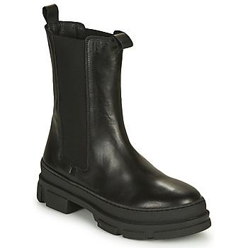 kengät Naiset Bootsit Sweet Lemon PAPILA Musta
