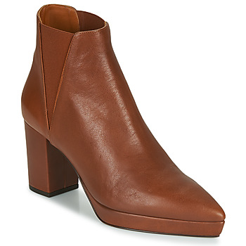 kengät Naiset Nilkkurit Castaner OSCA Cognac