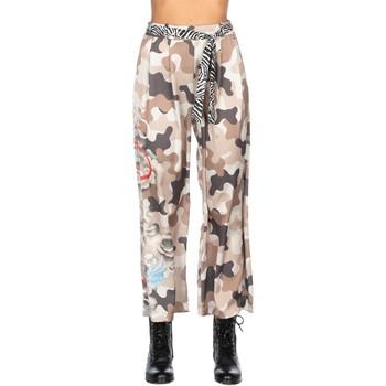 vaatteet Naiset Väljät housut / Haaremihousut Relish SEDRE Camouflage