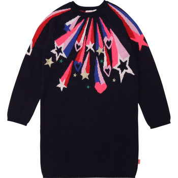 vaatteet Tytöt Lyhyt mekko Billieblush / Billybandit U12583 Blue