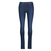 vaatteet Naiset Skinny-farkut Levi's 721 HIGH RISE SKINNY Blue