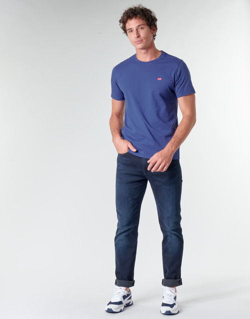 vaatteet Miehet Suorat farkut Levi's 502 REGULAR TAPER Sininen