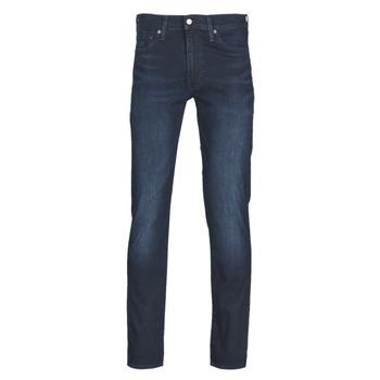 vaatteet Miehet Slim-farkut Levi's 511 SLIM FIT Sininen