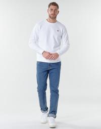 vaatteet Miehet Suorat farkut Levi's 502 TAPER Sininen