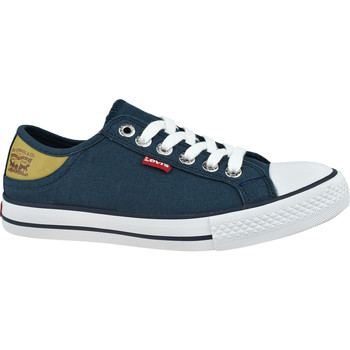 kengät Naiset Matalavartiset tennarit Levi's Stan Buck Lady 222984-733-17 Bleu marine