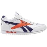 kengät Lapset Matalavartiset tennarit Reebok Sport Royal CL Jogger Valkoiset,Oranssin väriset,Violetit