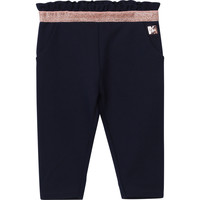 vaatteet Tytöt 5-taskuiset housut Carrément Beau Y94194 Blue