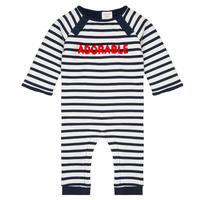 vaatteet Pojat Jumpsuits / Haalarit Carrément Beau Y94188 Monivärinen