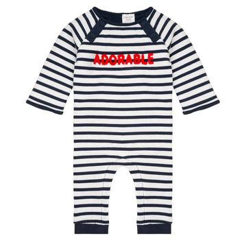 vaatteet Pojat Jumpsuits / Haalarit Carrément Beau Y94188 Multicolour