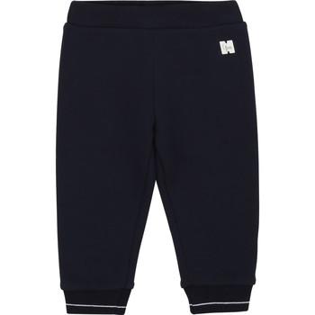 vaatteet Tytöt 5-taskuiset housut Carrément Beau Y94200 Blue