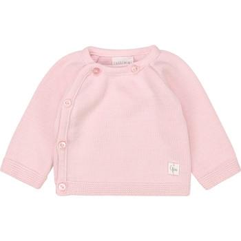 vaatteet Tytöt T-paidat pitkillä hihoilla Carrément Beau Y95228 Pink