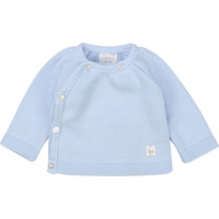vaatteet Pojat T-paidat pitkillä hihoilla Carrément Beau Y95232 Blue