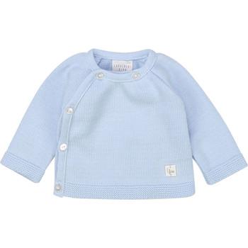 vaatteet Pojat T-paidat pitkillä hihoilla Carrément Beau Y95232 Sininen