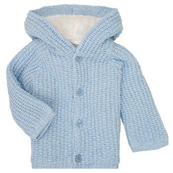 vaatteet Pojat Paksu takki Carrément Beau Y96053 Sininen