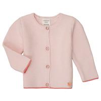 vaatteet Tytöt Neuleet / Villatakit Carrément Beau Y95225 Pink