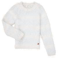 vaatteet Tytöt Neulepusero Carrément Beau Y15348 Sininen