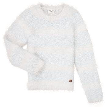 vaatteet Tytöt Neulepusero Carrément Beau Y15348 Blue