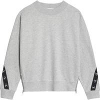 vaatteet Tytöt Svetari Calvin Klein Jeans IG0IG00687-PZ2 Grey
