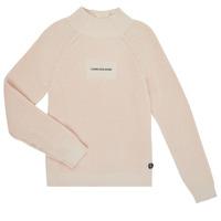 vaatteet Tytöt Neulepusero Calvin Klein Jeans IG0IG00680-PGB Grey