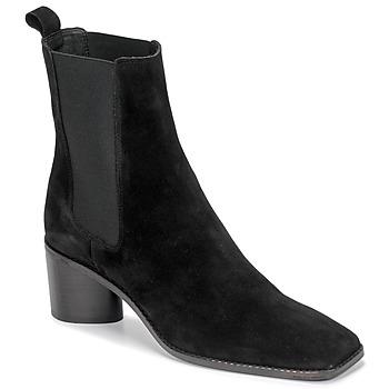 kengät Naiset Nilkkurit Jonak BERGAMOTE Musta