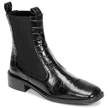 kengät Naiset Bootsit Jonak BOLIVIA Musta