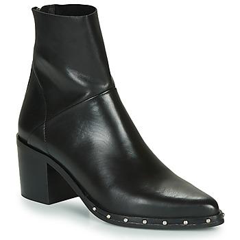 kengät Naiset Nilkkurit Jonak DACCA Musta