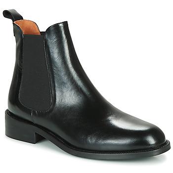 kengät Naiset Bootsit Jonak DAGOS Black