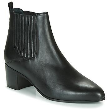 kengät Naiset Nilkkurit Jonak DEBINA Musta