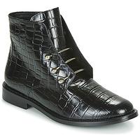 kengät Naiset Bootsit Jonak Dhavlen Black