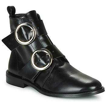 kengät Naiset Bootsit Jonak Diafo Black