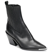 kengät Naiset Nilkkurit Jonak BINGO Musta