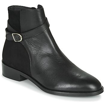 kengät Naiset Bootsit Jonak DOBS Black