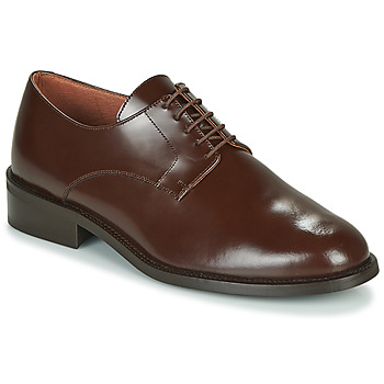 kengät Naiset Derby-kengät Jonak DOI Ruskea