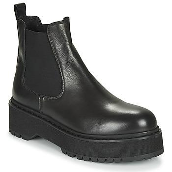kengät Naiset Bootsit Jonak RANIE Black