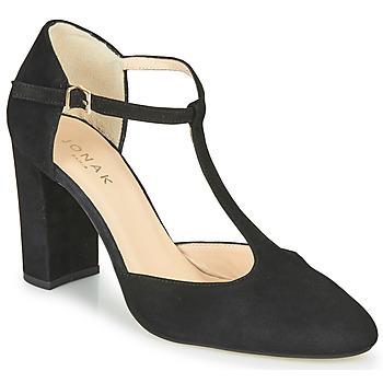 kengät Naiset Korkokengät Jonak VITAL Black